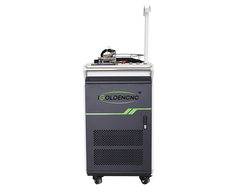 Machine de nettoyage au laser
