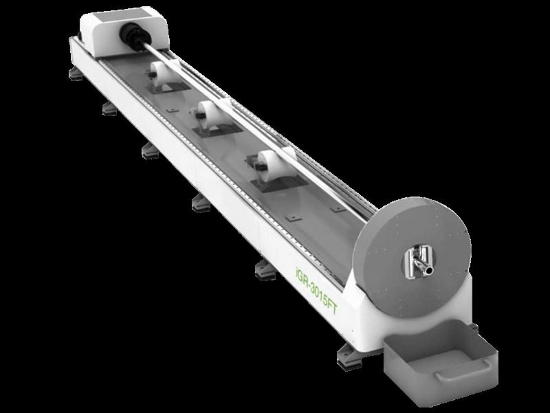 Seitenrotationsachse für Metalllaserschneidemaschine