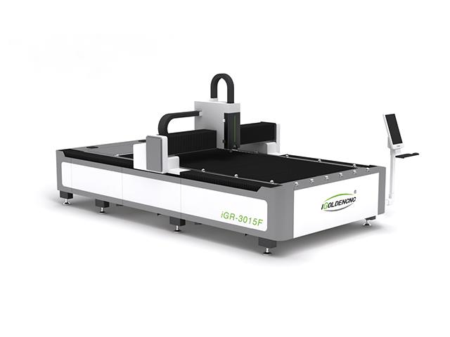 Flachbettfaser-Laser-Schneidemaschine IGR-F