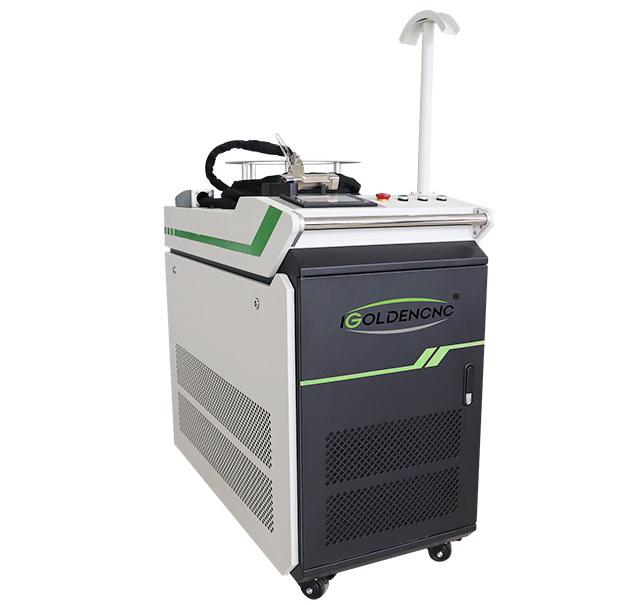 Machine de nettoyage laser à la main IGCL