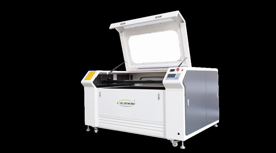 Machine de gravure au laser CO2 protectrice IGC-C