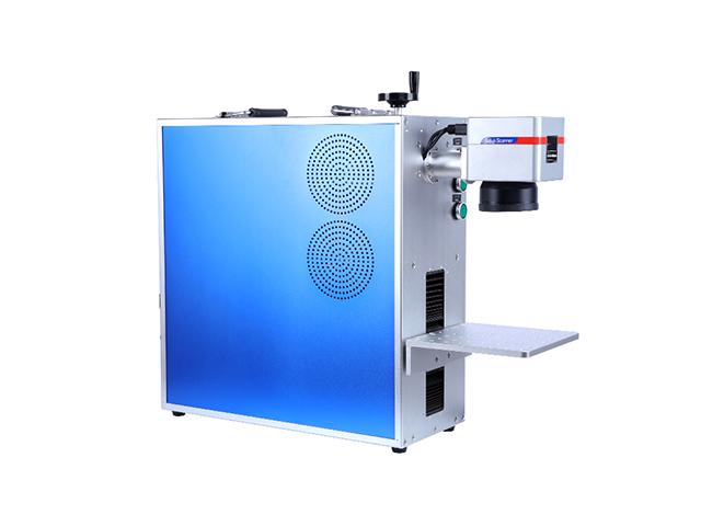 Machine de marquage laser à fibre de bureau