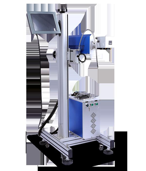 Machine de marquage au laser CO2, marqueur laser CO2 de haute qualité